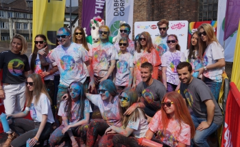 Konferencja Biegu Color Run